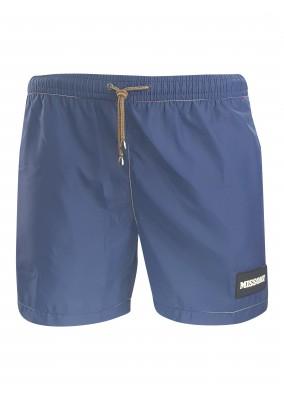 Missoni blue swim shorts